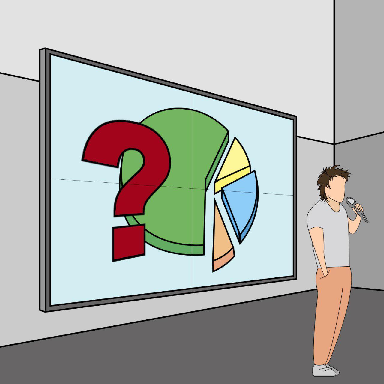 видеостена для презентаций
