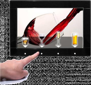 Рекламный медиаплеер с экраном XDS-104