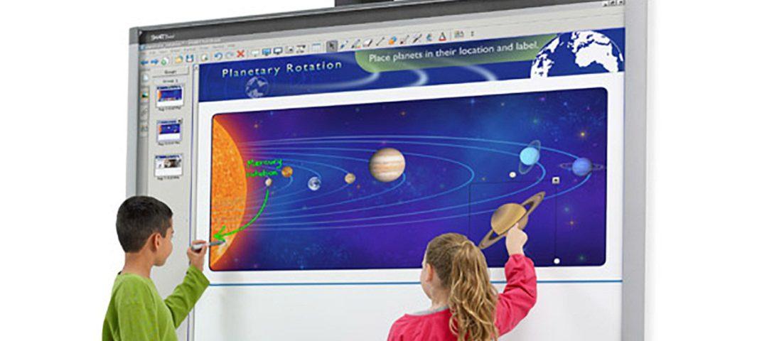 Инструменты интерактивной доски
