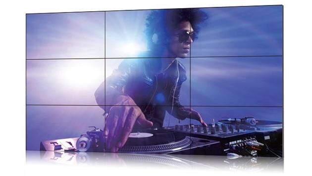 Video-Wall LG 3x3_165