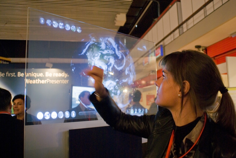 infitec-holographic-screen