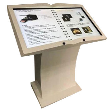 Interactive-touch-kiosk